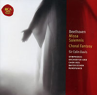 Sir Colin Davis Beethoven Missa Solemnis / Choral Fantasy (2 CD) Серия: Classic Library инфо 4791l.