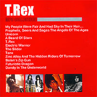 T Rex (mp3) Серия: MP3 Collection инфо 5951l.
