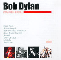 Bob Dylan CD 3 (mp3) Серия: MP3 Collection инфо 7672l.