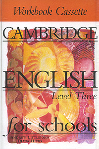 Cambridge English for Schools: Level 3 (аудиокурс на кассете) Издательство: Cambridge University Press, 1997 г Коробка ISBN 0 521 42132 2 Язык: Английский инфо 10095c.